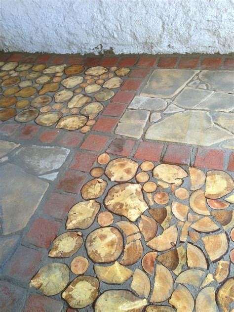 Cord Wood Floor by Cordwood Flooring Lovely Cordwood And Other Earthly