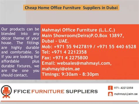 Home Office Furniture Suppliers Cheap Home Office Furniture Suppliers In Dubai