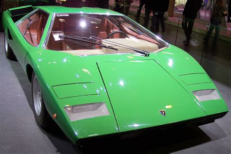 Green Lamborghini Countach File Lamborghini Countach Green Vr Tce Jpg Wikimedia Commons