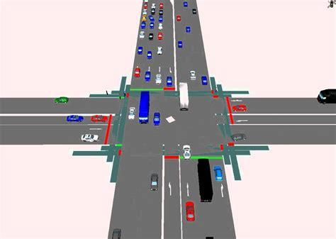 report a traffic light problem part i a signal timing problem with traffic signal