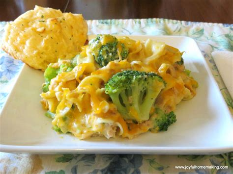 tuna and broccoli pasta bake recipe helpful dinner ideas to make dinner time easier joyful