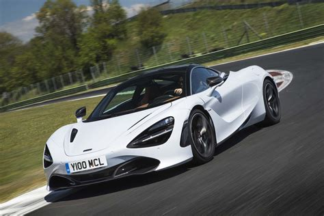 mclaren 720s by design 2018 mclaren 720s automobile magazine