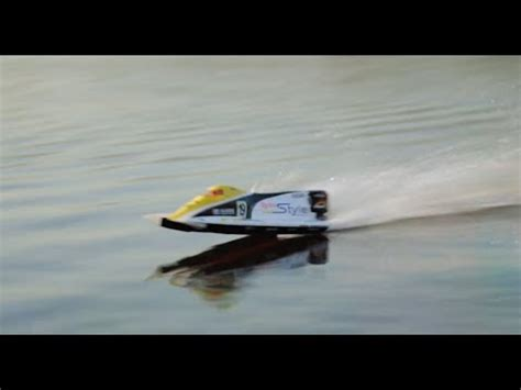 nitrorcx boats exceed formula 1 speed boat in action youtube