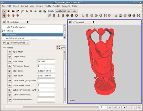 free 3d software k 3d free 3d modeling and animation software