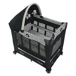 graco 174 travel lite 174 crib with stages in sutton buybuy baby