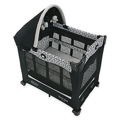 Graco Travel Lite Crib With Stages by Graco 174 Travel Lite 174 Crib With Stages In Sutton Buybuy Baby