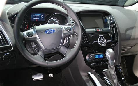 2012 Ford Focus Interior by 2012 Ford Focus Interior Photo 8