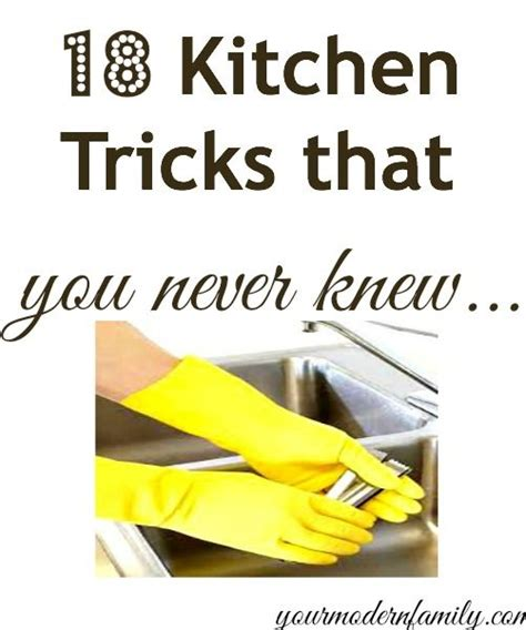 21 kitchen cleaning tips and tricks these will help me to keep things clean and organized 137 best cleaning tips and tricks images on pinterest