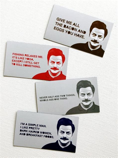 top 25 ideas about i m ron f ing swanson on pinterest
