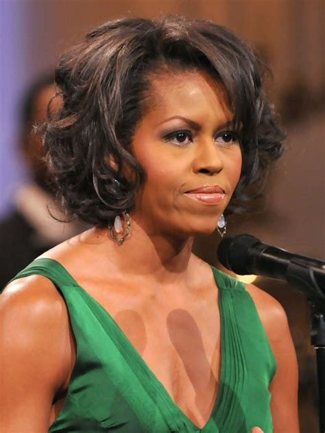 michelle obama haircut michelle obama short haircut hairstylegalleries com