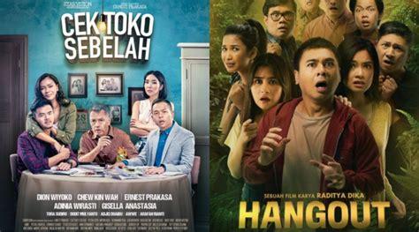 penonton film indonesia 2016 kalahkan hangout cts sukses jadi film terlaris