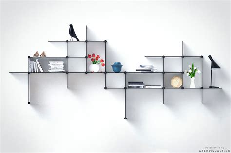 shelf design up the wall a shelving system you can design design milk