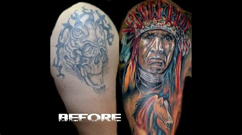 best tattoo cover up best cover ups part 1