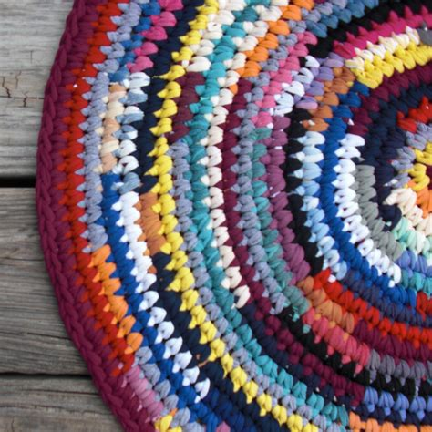 rags to rugs debs crochet my crochet today