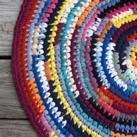 free rag rug patterns debs crochet my crochet today