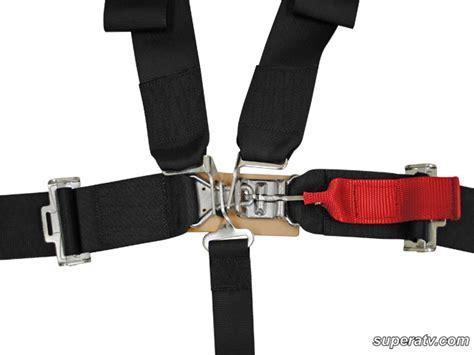 utv 5 point harness seat belt by super atv