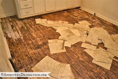 """Let's Play A Game Called """"Are These Asbestos Tiles That I"""