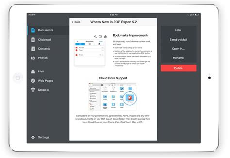 Pdf Exclusive Phones by Readdle Announces Exclusive Ios 8 Updates For All Apps