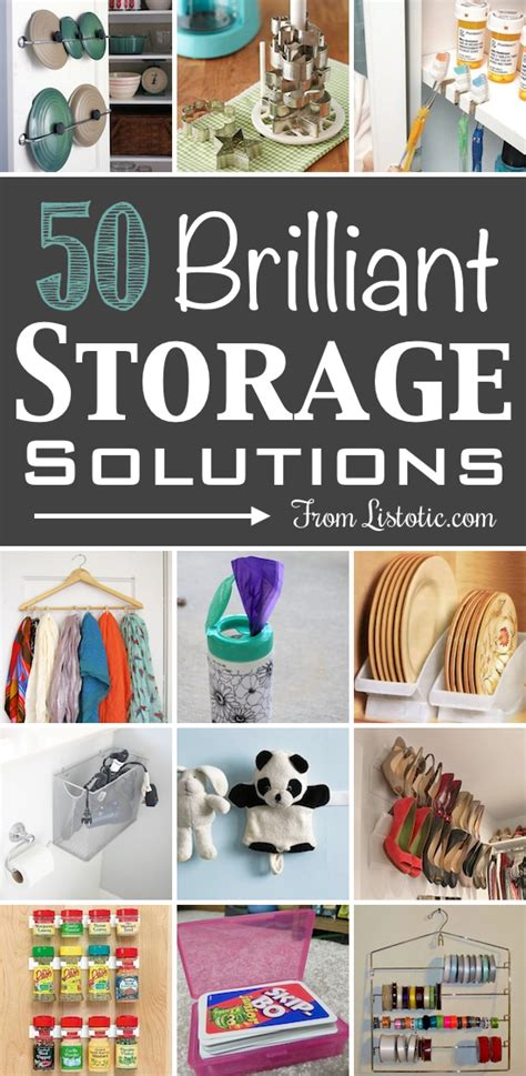 cheap organization ideas for small spaces 50 brilliant storage ideas