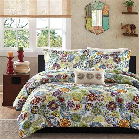 tamil comforter set mi zone asha 4 piece duvet cover set by mi zone antiques