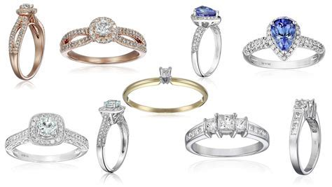 Unique Types Of Wedding Ring Cuts   Matvuk.Com