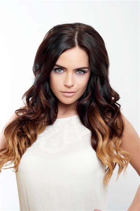 your hair color how to dye the tips of your hair