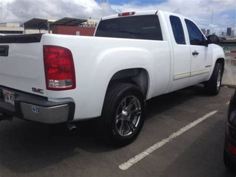Gmc Truck Bed For Sale by Buy Used 2007 Gmc Sle 2wd Bed For Sale In