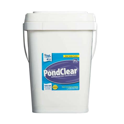Aquascape Pond Pumps Pond Logic Pondclear Natural Water Clarifier 96