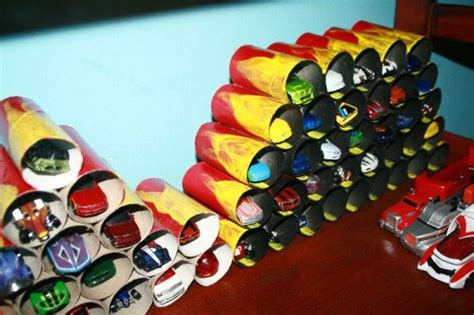 Garage Paper Roll by Paper Roll Car Garage A Must With The