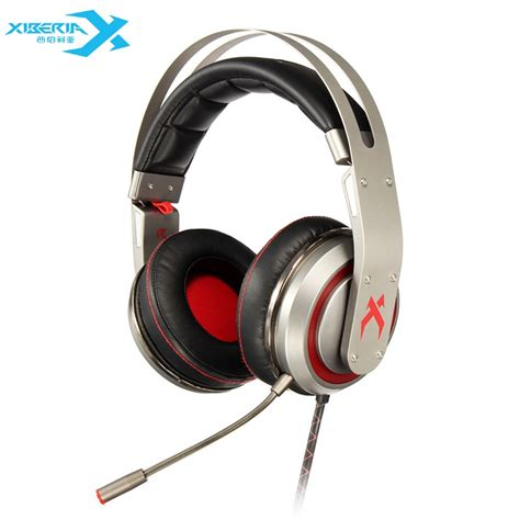 Headset Gaming Marvo Hg8911 Vibrate Led Usb xiberia t19 s21 usb 7 1 vibration gaming headset headband headphones with microphone bass