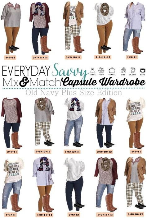 capsule wardrobe for retired women old navy plus size capsule wardrobe fall graphics pants