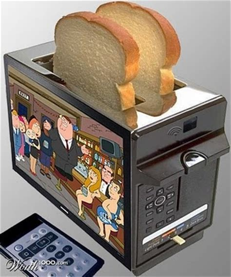 Toaster Tv toaster tv want