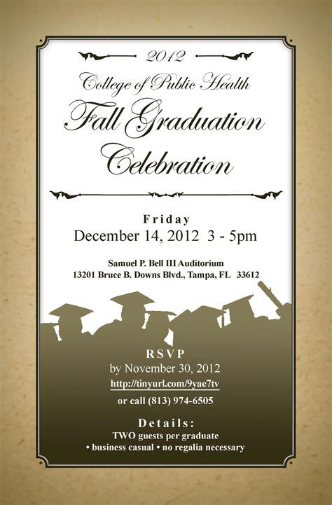 sle invitation to graduation ceremony graduation ceremony invitation sansalvaje