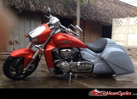 Suzuki Intruder Bagger Meancycles Bagger Kit For Suzuki M109r Vzr 1800