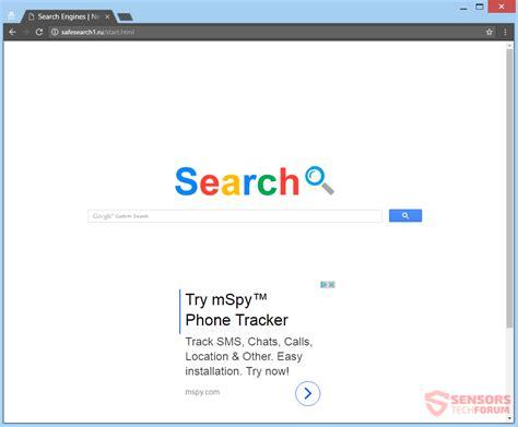 Safe Search Verwijder Safesearch1 Ru Redirect Hoe Technologie En Pc