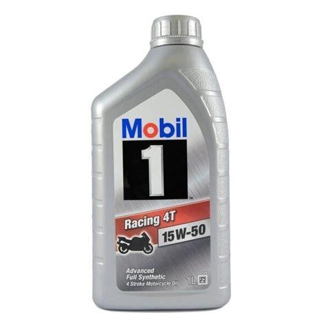 mobil 1 15w50 mobil 1 racing 4t 15w 50 1l 1olej