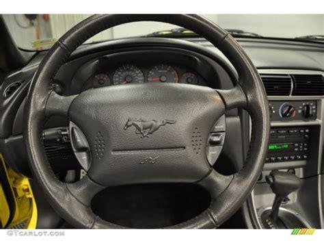 mustang gt steering wheel 2003 ford mustang gt convertible ivory white steering