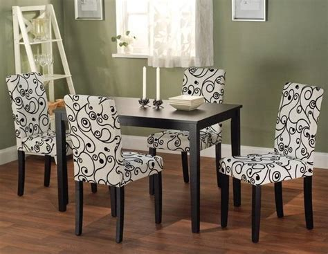 dining tables  fabric chairs dining room ideas