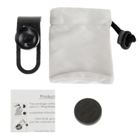 Clip Fisheye Lens 180 Degree For Iphone 5 2010 clip fisheye lens 180 degree for iphone 5 black jakartanotebook