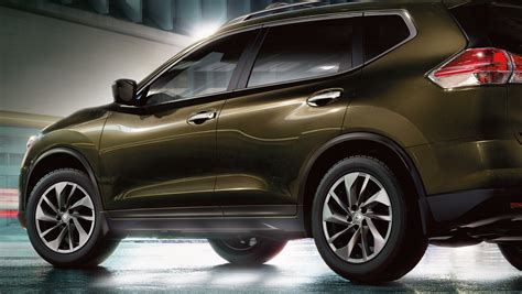 nissan rogue midnight jade 2017 2016 nissan rogue overview the wheel