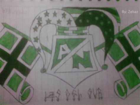 imagenes sarcasticas del atletico nacional dibujo atletico nacional by zebaz by zebazkastha on