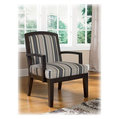 Ashley Showood Accent Chair 7790060 Ashley Furniture Yvette Steel Showood Accent Chair