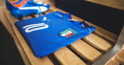 Team Set Volley Mizuno New November 2017 italy 2016 kit released footy headlines