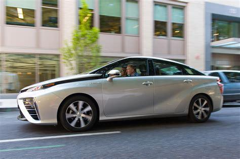 Toyota Mirai Price New And Used Toyota Mirai Prices Photos Reviews Specs