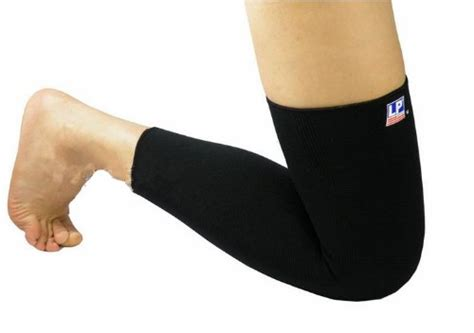Lp Knee Support 667 Size M Black galleon lp support knee support lp 667 m