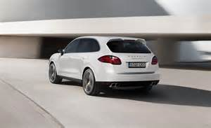 2014 Porsche Cayenne Turbo Review Car And Driver