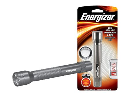 Light Led Energizer led metal flashlights energizer