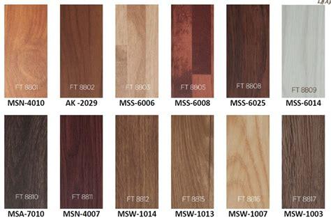 Vinyl Pelapis Triplek vinyl lantai motif kayu vinyl roll vinyl plank sedia jasa pemasangan
