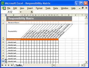 schedule matrix template communication plan templates ms word and excel