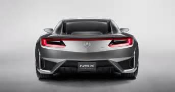 Acura Is Honda 2016 Honda Acura Nsx Carsfeatured